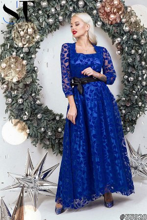Платье 55920