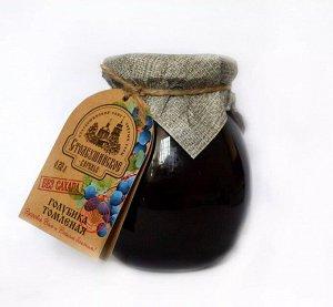 Варенье Голубика томленая без сахара 230 мл.