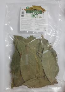 Лавровый лист (приправа) 30 гр.