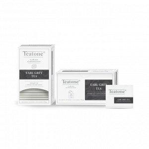 Черный чай Аромат бергамота TEATONE (25шт*1,8г), 136
