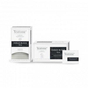 Черный чай Индийский TEATONE (25шт*1,8г), 133