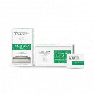Зеленый чай Аромат жасмина TEATONE (25шт*1,8г), 139