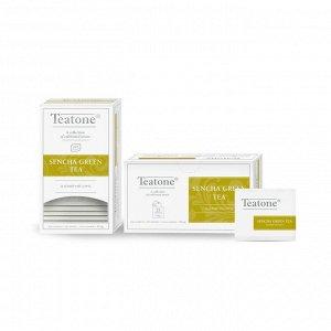 Зеленый чай Сенча TEATONE (25шт*1,8г), 137