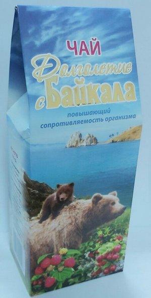 Чай Долголетие с Байкала 100 гр.
