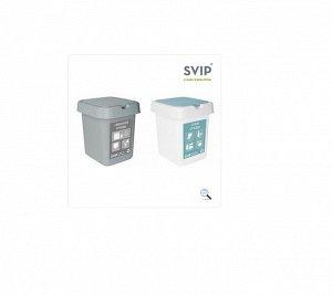 Ведро для раздельного сбора мусора 25л, 2цв. SV4544