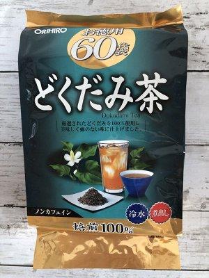 Orihiro Чай докудами 60p