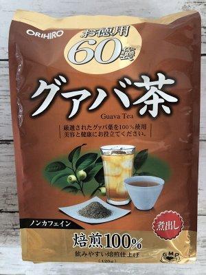 Orihiro Чай из листьев Гуавы