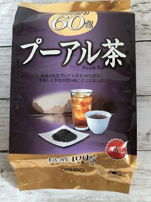 Orihiro Чай пуэр 60p