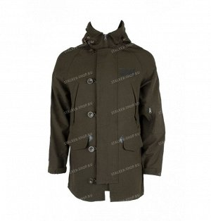 Парка Shark Skin Soft Shell, dark olive