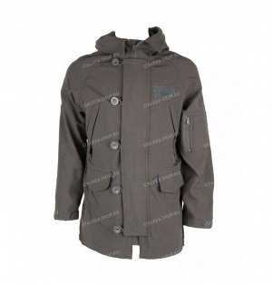 Парка Shark Skin Soft Shell, grey
