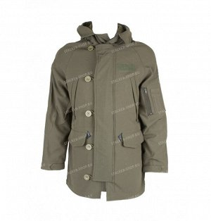 Парка Shark Skin Soft Shell, olive