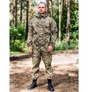 Костюм Горка 5, рип-стоп, Multicam