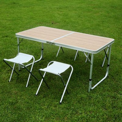 Выходные с комфортом. Батуты! — Складная мебель для туризма — Кухни и кемпинговая мебель