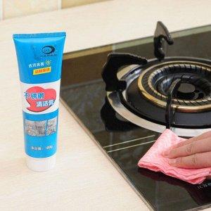 Чистящий крем для удаления жира и накипи 180 гр