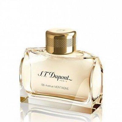 Элитная косметика и парфюмерия . Майская акция — Dupont — Парфюмерия
