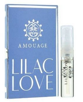 Пробник AMOUAGE LILAC LOVE lady vial 2ml edp