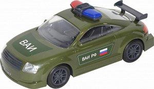 Военная автоинспекция автомобиль инерционный