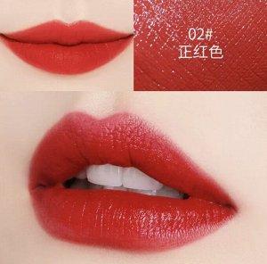 Стойкая увлажняющая помада для губ VENZEN Lipstick Bright (02)
