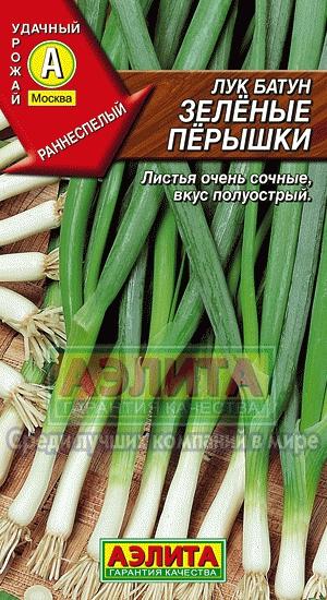 Лук Батун Зелёные Пёрышки/Аэлита/цп