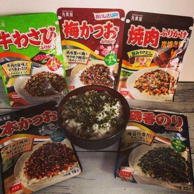 №12 Товары из Япония! Лучшие цены! Рассрочка платежа! — Приправа Фурикаке — Кухня