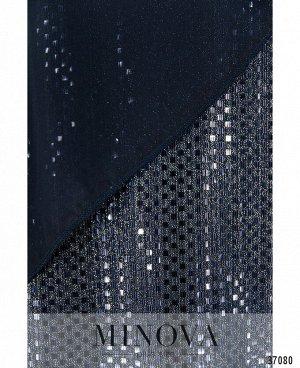 Платье №755-1СБ-темно-синий