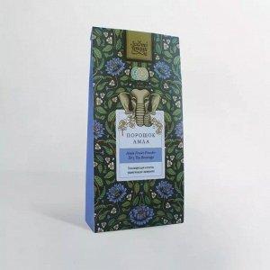 Амла сушеная молотая (Amla Fruit Powder), чайный травяной напиток 100 гр.
