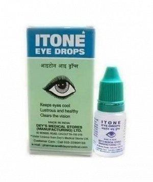 Глазные капли Ай-Тон I-Tone Eye Drops 10 мл.