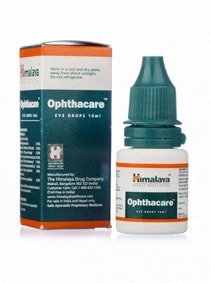 Глазные капли для лечения конъюнктивита и воспалительных заболеваний глаз Ophthacare Himalaya 10 мл.