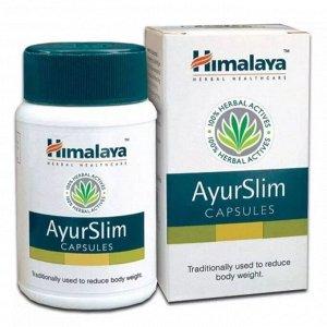 АюрСлим Хималая (снижение веса) AyurSlim Himalaya 60 капс.
