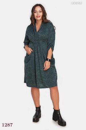 Платье Толедо 1 (малахитовый)