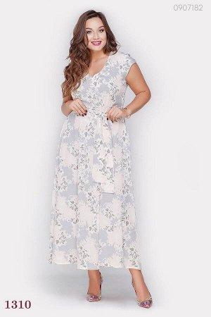 Платье с цветами Сальта-2  (цветы)