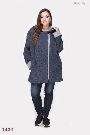 Джинсовое пальто Авиньон  (джинсовый)