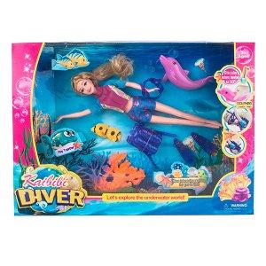 Кукла в наборе 200296725 ZY834316 BLD182 (1/24)