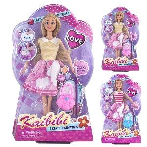 Кукла в наборе 200422188 ZY903164 BLD114 (1/72)