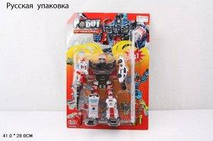 Робот G017-H21054 8008 (1/30)