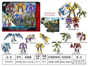 Набор роботов OBL774834 39-55 (1/42)