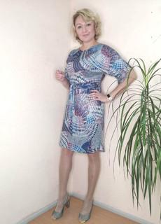 Модель 786-6 / Платье