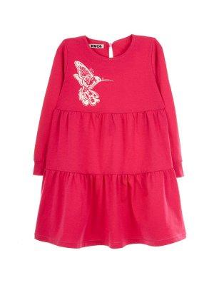 Платье 967А1 фуксия