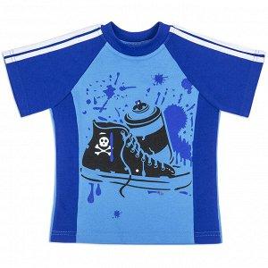 Футболка для мальчика с логотипом