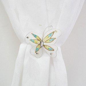 Бабочка Мини-Микро - цветная украшение для штор