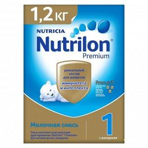 Nutrilon 1 Premium Смесь молочная 1200г (2*600г)