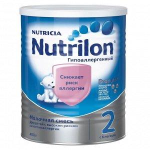 Nutrilon Гипоаллергенный 2 Смесь молочная 400г