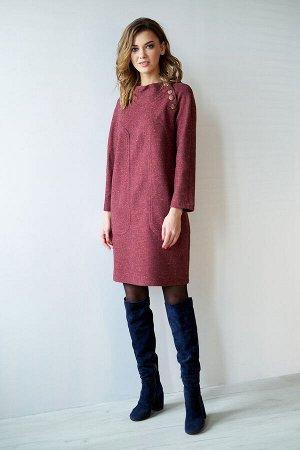 Платье Фантазия Мод 3583 бордо