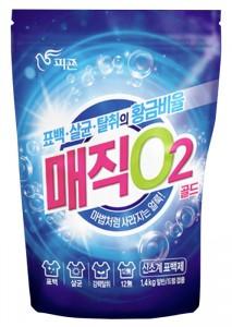 PIGEON DECOLORATION Magic O2 Bleach Кислородный отбеливатель с большим содержанием пищевой соды 1.4кг