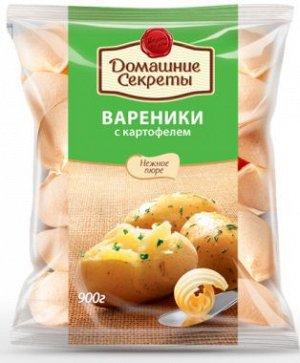 Вареники с картофелем, 800 грамм. Сибирский Гурман.