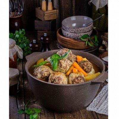 Мечта✨ Теперь и сковороды для индукционных плит — Кастрюли все с крышками в комплекте