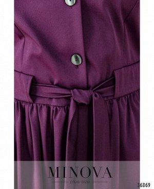 Платье №3257-сирень