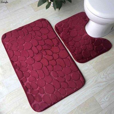 Мягенькие коврики для дома. — Комплект из 2-х ковриков — Коврики