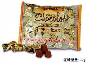 TAKAOKA Raw Chocolate - шоколадный ганаш в какао-обсыпке