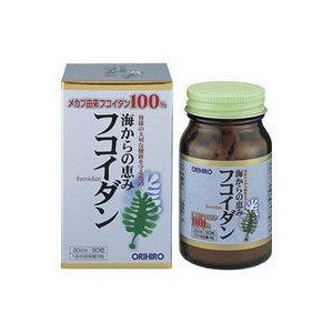ORIHIRO Fukoidan морские дары на 30 дней